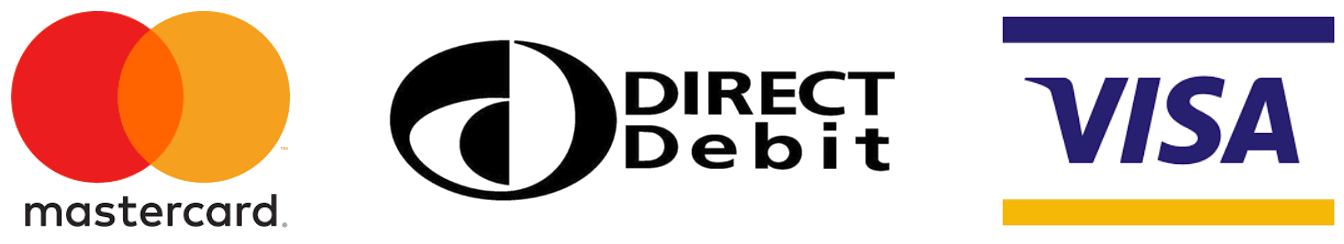 Visa MasterCard Direct Debit payments for Fishing clubs