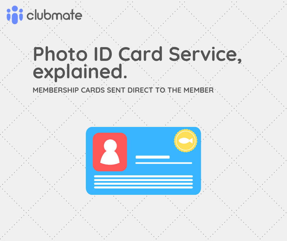 Clubmate photo ID card service