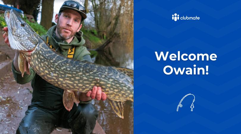 Meet Owain!
